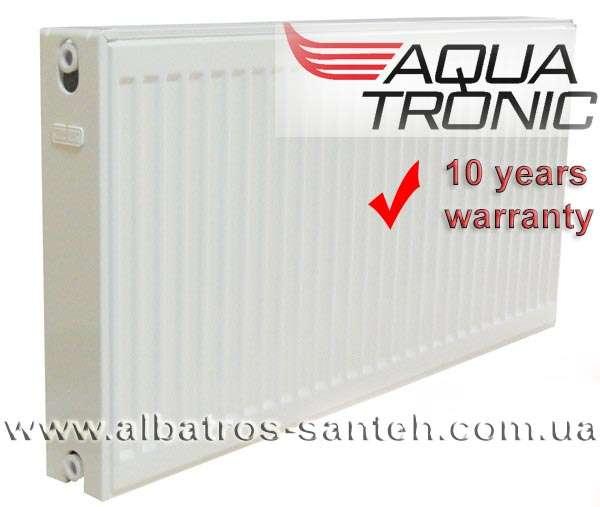 Новый радиаторы Aqua-Tronic